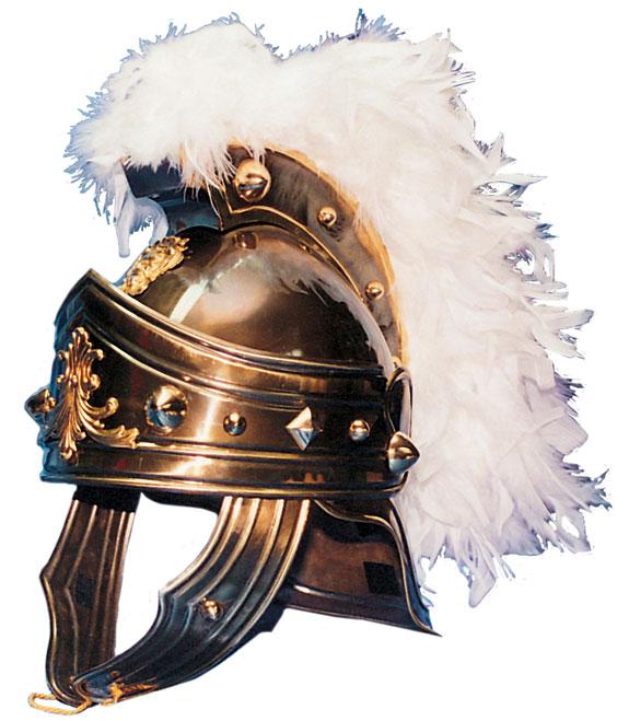 Casco de Romano Lujo Mod. Centurión