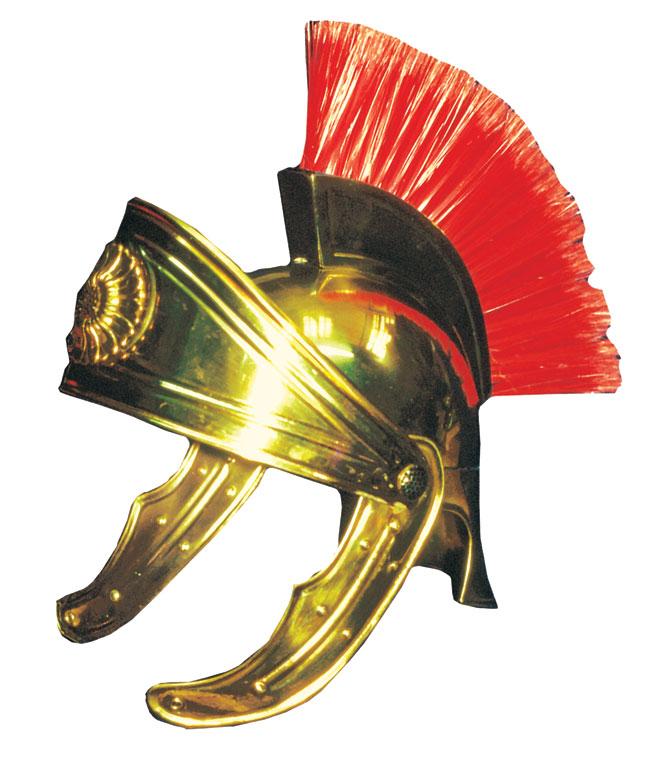 Casco de Romano Lujo Mod. III