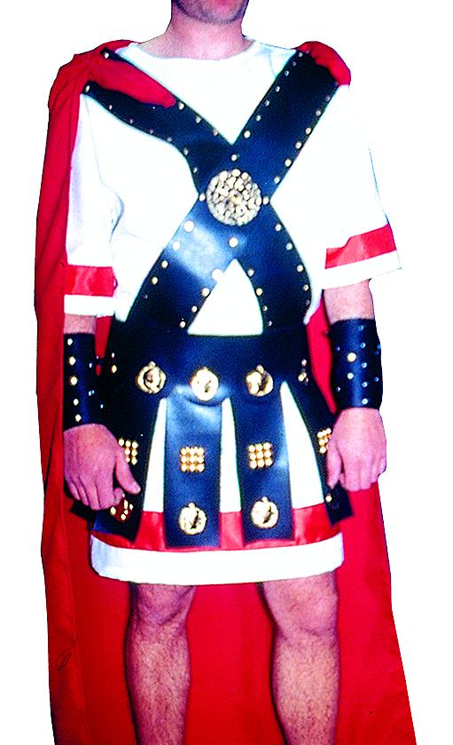 Vestuario Romano modelo 2